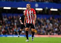 2nd October 2021; Stamford Bridge, Chelsea, London, England; Premier League football Chelsea versus Southampton; Oriol Romeu of Southampton