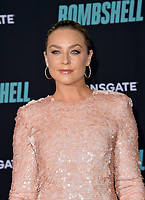 """LOS ANGELES, USA. December 11, 2019: Elisabeth Rohm at the premiere of """"Bombshell"""" at the Regency Village Theatre.<br /> Picture: Paul Smith/Featureflash"""