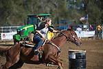 2018 Mule Days Jackpot Barrel Race