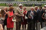 August 15 2015: Allen Jerkens memorial  at Saratoga Racetrack.  Trainer *. Owner * . Sue Kawczynski/ESW/CSM