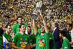 2011.05.08 Euroleague Final Maccabi - Panathinaikos