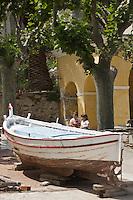 Europe/France/Corse/2B/Haute-Corse/Erbalunga: Pointu sur le  port