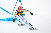 29th December 2020; Stelvio, Bormio, Italy; FIS World Cup Super for Men; Josef Ferstl of Germany in action during his run