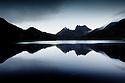 Dove Lake. Tasmania. Australia.