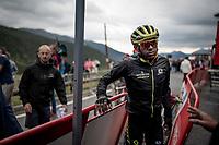 Stage 9: Andorra la Vella to Cortals d'Encamp (94km) - ANDORRA<br /> La Vuelta 2019<br /> <br /> ©kramon
