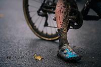 blood&mud battle scar<br /> <br /> men's race<br /> Soudal Jaarmarktcross Niel 2018 (BEL)
