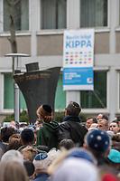 """2018/04/25 Religion   """"Berlin trägt Kippa"""""""