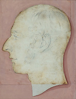 BNPS.co.uk (01202 558833)<br /> Pic: Bonhams/BNPS<br /> <br /> Pictured: One of the drawings.<br /> <br /> Two unseen drawings by Oscar Wilde's real-life inspiration for Dorian Gray have emerged for sale after 179 years for a combined £140,000.<br /> <br /> Thomas Wainewright was a suspected English serial killer who was transported to the penal colony of Tasmania, Australia, in 1837.<br /> <br /> But his artistic skill allowed him to make a profitable new life doing portrait paintings of the wealthy elite Down Under.