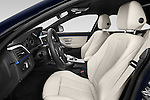 Front seat view of 2015 BMW 4 Series 435i Gran Coupe 5 Door Hatchback Front Seat  car photos