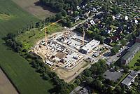Haempten Neubaugebiet: EUROPA, DEUTSCHLAND, HAMBURG, (GERMANY), 19.09.2017: Haempten Neubaugebiet