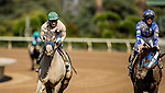 MAY 29, 2021: Magic on Tap with Juan Hernandez wins the Triple Bend Stakes at Santa Anita Park in Arcadia, California on May 29, 2021. EversEclipse Sportswire/CSM