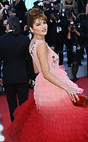CANNES, FRANCE. July 8, 2021: Blanca Blanco at the Stillwater Premiere at the 74th Festival de Cannes.<br /> Picture: Paul Smith / Featureflash