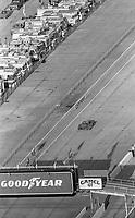 Goodyear bridge, 12 Hours of Sebring, IMSA Camel GT race, Sebring International Raceway, Sebring, Florida, March 24, 1984.  (Photo by Brian Cleary/www.bcpix.com)