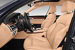 Front seat view of 2016 BMW 7 Series 740i 4 Door Sedan Front Seat  car photos