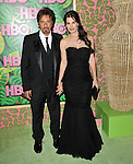 Al Pacino and Lucila Sola at The HBO Post Emmy party held at The Plaza at The Pacific Design Center in Beverly Hills, California on August 29,2010                                                                   Copyright 2010  Hollywood Press Agency
