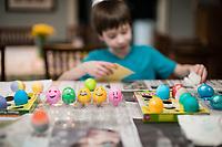 Easter Egg Decorating 2018
