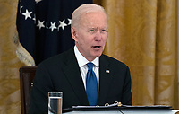 APR 01 Joe Biden holds Cabinet Meeting