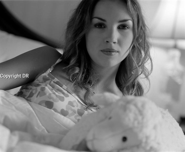 Gabrielle Destroismaisons<br /> (date inconnue)<br /> <br /> PHOTO : Agence Quebec Presse