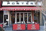 Porter's Restaurant, Exterior, New York, New York