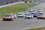 Ginetta GT Supercup : Donington Park : 17 April 2011