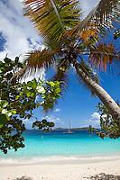 Honeymoon Beach.Virgin Islands National Park.St John, VI 00831