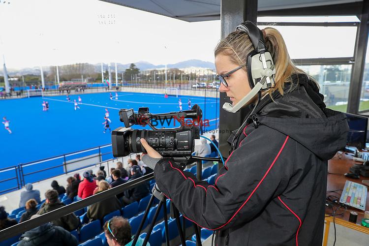 Live streaming. Rankin Cup and India Shield 2019 Secondary School Hockey Tournament, Nga Puna Wai Sports Hub, Christchurch, Saturday 07 September 2019. Photo: Martin Hunter/Hockey NZ