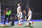 Jacob Smith reacts. Men's North v South finals hockey match, St Pauls Collegiate, Hamilton, New Zealand. Tuesday 20 April 2021 Photo: Simon Watts/www.bwmedia.co.nz