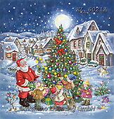 CHRISTMAS SANTA, SNOWMAN, WEIHNACHTSMÄNNER, SCHNEEMÄNNER, PAPÁ NOEL, MUÑECOS DE NIEVE, paintings+++++,KL6021A,#x#