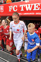 FC Twente - Standard Femina : Julie Biesmans<br /> foto DAVID CATRY / Nikonpro.be