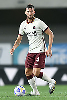 Bryan Cristante  <br /> Serie A football match between Hellas Verona and AS Roma at Marcantonio Bentegodi Stadium in Verona (Italy), September 19th, 2020. Photo Image Sport / Insidefoto
