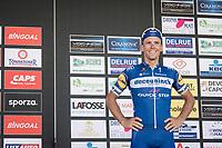 Philippe Gilbert (BEL/Deceuninck-Quickstep) finishing 3rd<br /> <br /> 72nd Halle - Ingooigem 2019 (BEL/1.1)<br /> 1 day race from Halle to Ingooigem (201km)<br /> <br /> ©kramon