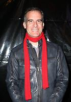HOLLYWOOD, CA - NOVEMBER 26: Mayor Eric Garcetti, at 86th Annual Hollywood Christmas Parade at Hollywood Blvd in Hollywood, California on November 26, 2017. Credit: Faye Sadou/MediaPunch /NortePhoto NORTEPHOTOMEXICO