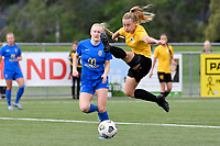 Charlotte Wilford Carroll of Capital during the Handa Women's Premiership - Capital Football v Southern United at Petone Memorial Park, Wellington on Saturday 7 November 2020.<br /> Copyright photo: Masanori Udagawa /  www.photosport.nz