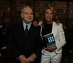 """MELANIA E ANGELO RIZZOLI<br /> PRESENTAZIONE LIBRO """"DETENUTI"""" DI MELANIA RIZZOLI<br /> BIBLIOTECA ANGELINA  ROMA 2012"""