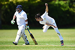 NELSON, NEW ZEALAND - Premier Cricket - Wanderers v ACOB. Lower Ngawhatu, Nelson, New Zealand. Saturday 24 October 2020. (Photo by Chris Symes/Shuttersport Limited)