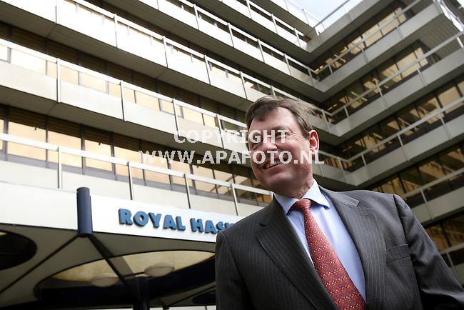 Nijmegen, 300306<br />Jan Bout, topman Haskoning.<br />Foto: Sjef Prins - APA Foto