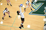 Tulane Volleyball sweeps South Alabama in a double header played at the Hertz Center on the campus of Tulane University.