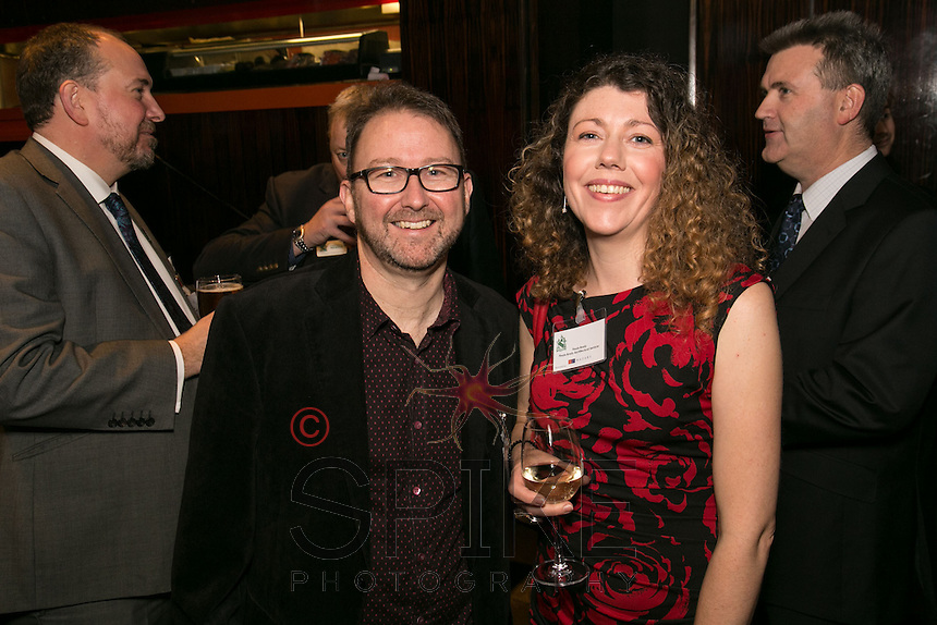 Tim Ryan of Volute and Finola Brady of Finola Brady Architectural Services