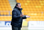St Johnstone v Livingston….04.05.19      McDiarmid Park        SPFL<br />Tommy Wright<br />Picture by Graeme Hart. <br />Copyright Perthshire Picture Agency<br />Tel: 01738 623350  Mobile: 07990 594431