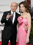 "Sir Ben Kingsley and Daniela Lavender at the Walt Disney Pictures ""Prince Of Persia: The Sands Of Time"" Los Angeles Premiere held at The Grauman's Chinese Theatre in Hollywood, California on May 17,2010                                                                   Copyright 2010  DVS / RockinExposures"