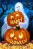Animals  - Halloween paintings