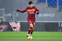 Gonzalo Villar of AS Roma in action during the Serie A football match between AS Roma and FC Internazionale at Olimpico stadium in Roma (Italy), January 10th, 2021. Photo Andrea Staccioli / Insidefoto
