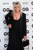 Jo Wood arrives for the GQ Men Of The Year Awards 2016 at the Tate Modern, London