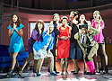 Woman On The Verge of A Nervous Breakdown The Musical. Based on the movie by Pedro Almodovar. Music and Lyrics by David Yazbek,Book by Jeffrey Lane, directed by Bartlett Sher. With Tamsin Greig as Pepa Marco[RED DRESS] . Opens at The Playhouse Theatre on 12/1/15. CREDIT Geraint Lewis