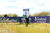 Patrick Reed (USA) during round two of the 2016 Aberdeen Asset Management Scottish Open played at Castle Stuart Golf Golf Links from 7th to 10th July 2016: Picture Stuart Adams, www.golftourimages.com: 08/07/2016
