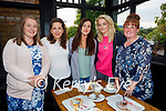 Naomi O'Sullivan celebrating her birthday in Gally's on Friday. L to r: Orla Dineen, Emily Clarke, Naomi O'Sullivan, Eimear Culhane and Amy Conway.