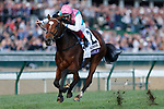 November 3, 2018: Enable #2, ridden by Frankie Dettori, wins the Longines Breeders' Cup Turf on Breeders' Cup World Championship Saturday at Churchill Downs on November 3, 2018 in Louisville, Kentucky. Kaz Ishida/Eclipse Sportswire/CSM