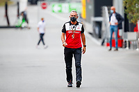July 2nd 2021; F1 Grand Prix of Austria, free practise sessions;  ZEHNDER Beat, Team Manager of Alfa Romeo Racing ORLEN
