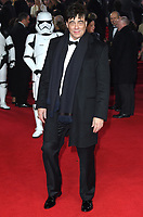 "Benicio Del Torro<br /> arriving for the ""Star Wars: The Last Jedi"" film premiere at the Royal Albert Hall, London.<br /> <br /> <br /> ©Ash Knotek  D3363  12/12/2017"