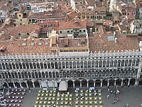 ITALY--VENICE--St. Mark's Aerial